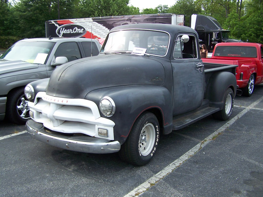 The Worlds Best Photos Of Chevy And Primed Flickr Hive Mind 1954 C10 Pick Up 3100 Classicfordz Tags Truck Pickup