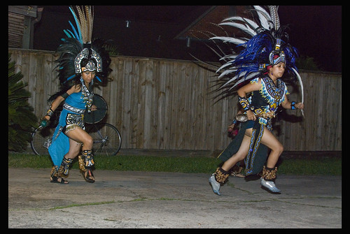 Danza Azteca Taxcayolotl