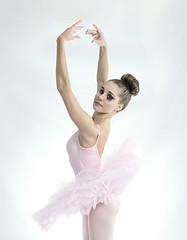 Kelly (Studio 5800) Tags: pink ballet dance nikon ballerina nikkor bun d4 profoto pinktutu nikoncls sb900 bunhead d1air