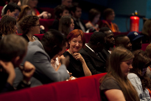 Guests at the 2012 EIFF Awards ceremony at the Filmhouse