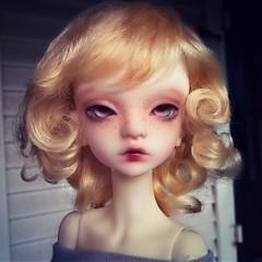 Atiia (TuSabesBlythe) Tags: doll bjd bella balljointeddoll atiya dollchateau