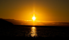 Midnight - Hjalteyri. (joningic) Tags: sunset sun nature water iceland midnight midnightsun eyjafjrur hjalteyri