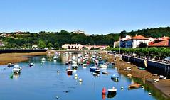 Dame una barca (Jesus_l) Tags: espaa mar agua europa barca plentzia pasvasco jesusl