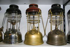 Lamp collection (Matthijs (NL)) Tags: england lamp canon collection lantern kerosene tilley 30d paraffin canoneos30d x246 x246e