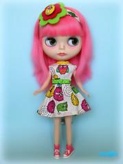 Alanis my latest custom girl :)