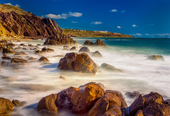 Hallet Cove Cliff Wave (James Yu Photography) Tags: longexposure photography james seascapes 5 years another sa mycollection australiabeach