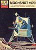 Moonshot 1970 (Wires In The Walls) Tags: illustration book science cover scanned 1967 childrens 1960s lunar moonshot lander spaceexploration