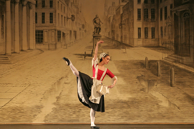 "Laura Morera in Ninette de Valois' The Rake's Progress. The Royal Ballet 2006. <a href=""http://www.roh.org.uk"" rel=""nofollow"">www.roh.org.uk</a>"