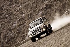 (bandar1985) Tags: car canon landscape saudi toyota landcruiser saudiarabia shafa taif        eos650d
