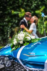 Wedding (chrisroosfotografie) Tags: flowers wedding love cadillac hochzeit