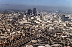 Downtown Los Angeles Circa 1983