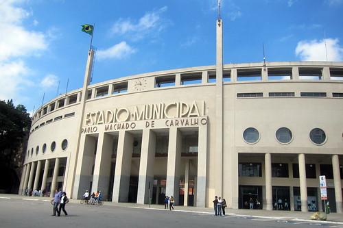 São Paulo - Consolação: Estádio do Pacaembu