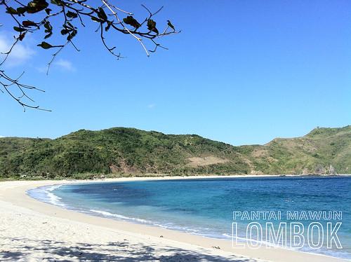LOMBOK-MAWUN BEACH