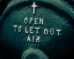 Open To Let Out Air (Mike Matney Photography) Tags: tractor green heritage rural canon illinois midwest iron tank farm air farming july days greenville 2012 rebelxs eos1000d
