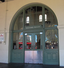 San Diego Santa Fe Depot (3450) (DB's travels) Tags: california railroad santafe architecture sandiego amtrak depot coaster tempcrr