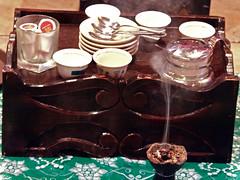 Ethiopian Coffee Ritual (ChrisRussellRobinson) Tags: exoticfood