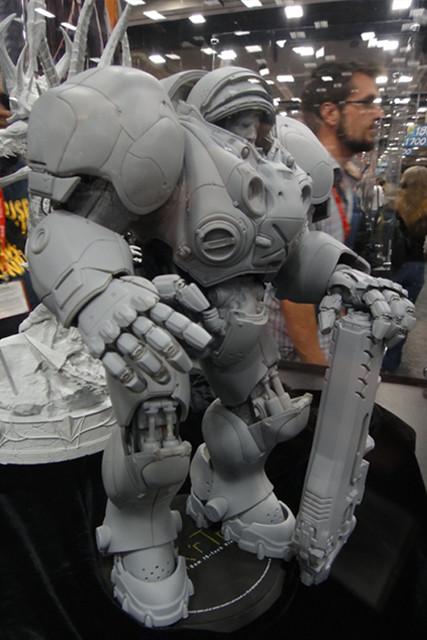 BIGSHOT將推出星海爭霸2陸戰隊!