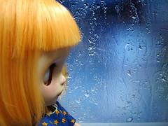 Blythe a Day August: 18 - Rain