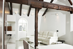 Living4 (serazua) Tags: wood white black home architecture casa arquitectura interior minimal sr hogar interiorismo