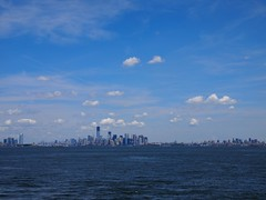 Skyline of South Manhattan (New York, USA 2012) (paularps) Tags: nyc travel usa holiday newyork nature america vakantie flickr manhattan unitedstatesofamerica culture olympus leisure amerika 2012 reizen flickrcom destinations thebigapple vakantiefotos adventuretravel arps newyorkphotography paularps epl1