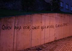 Graffiti (Septem Trionis) Tags: graffiti galicia galiza zombies vigo