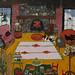 """Adirondack Interior 3,"" acrylic. Artist Ursula Trudeau."