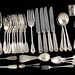 2004. Large Group of Sterling Silver & Silver Plate