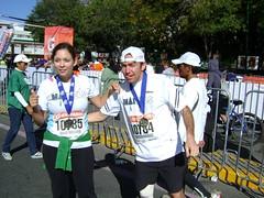 Maratón Corona Querétaro 2012 (DanyelZan) Tags: race marathon meta running queretaro corona finish runners win winners 21k