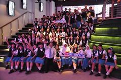 School Visit SMP Global Persada Mandiri (@america) Tags: school america visit global smp persada mandiri atamerica