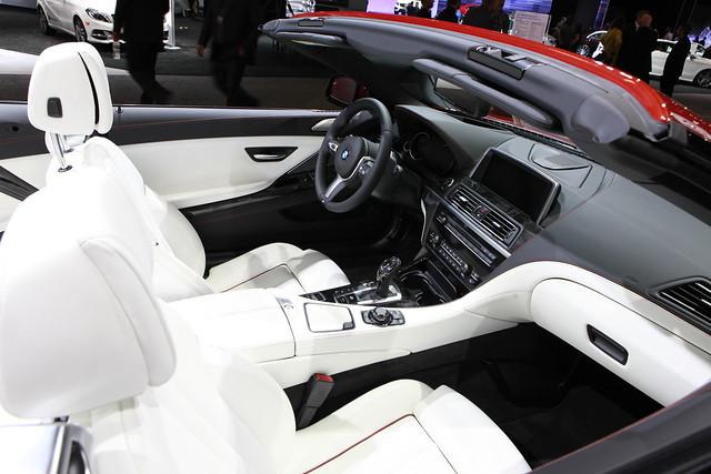 convertible bmw 650 2014