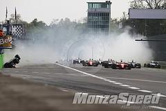 Formula Renault 3.5 Monza (monzaspeed) Tags: sport canon eos crash photographers renault 7d marco motorsport worldseries autodromo monza incidente sorensen partenza renaultsport monoposto rettilineo formularenault35