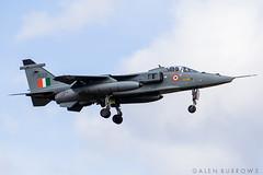 IAF Jaguar (galenburrows) Tags: airplane aircraft military jet jaguar airforce trenton planespotting iaf indianairforce sepecat ytr cytr