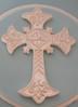 Christening Cake Detail (Kennet House Cakes) Tags: blue white cross bricks christening blocks christeningcake