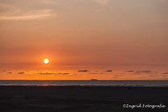 Texel (Ingrid Fotografie) Tags: strand zonsondergang nederland zee duinen zon texel weer kust ingridfotografie