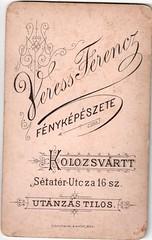 Veress Ferenc (malnasfalu) Tags: erdly kolozsvr transsylvania veressferenc