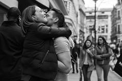 Embrace (Cliff.j) Tags: street city urban london love hug couple candid embrace regent hold