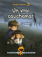 Un vrai cauchemar (Vernon Barford School Library) Tags: red tomato other scary missing ketchup fear kidnapping than worry covers nightmare scared stories superstitions nightmares blushing kidnappers scarystories missingchildren redtomato coverbook peoplemissing personsomenomensdith bourgetdithbourgetjessica lindsayjessicalindsaylanguageslotelanguages englishsecond languagesecond languagesforeign languageforeign languagesfrenchfranaisvernonbarfordlibrarylibrariesnewrecentbookbooksreadreadingreadsjuniorhighmiddlevernonbarfordfictionfictionalnovelnovelspaperbackpaperbackssoftcoversoftcoverscoverscoverbook 9782764623671