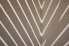 V (Markus Jansson) Tags: light shadow abstract lines busstop greece shadowplay shape folegandros