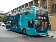 SN15LPU (47604) Tags: sn15lpu 5465 arriva bus oxford sapphire route service 280 aylesbury