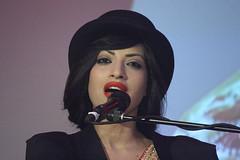 Shapla Salique (2016) 04 (KM's Live Music shots) Tags: worldmusic bangladesh southbankcentre alchemyfestival lalongeeti fridaytonic shaplasalique