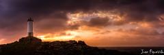 Panorama Roncudo (Juan Figueirido) Tags: sunset sea panorama espaa seascape mar spain percebe galicia puestadesol costadamorte solpor corme roncudo puntaroncudo percebeiros ponteceso fz150 faroroncudo farosgallegos farosdegalicia juanfigueirido