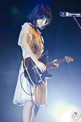 Haruka live in Berlin (7716galaxy) Tags: blue music anime berlin colors japan backlight germany japanese lights concert artist guitar live haruka convention jrock messe guitarist jpop singersongwriter animesse