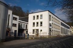 chronicle of a destruction (RadarO´Reilly) Tags: germany demolition nrw abriss goingdown iserlohn abbruch niedergang