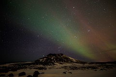 Orion (Dan Fleury) Tags: travel night lights is iceland dance magic wide aurora northern constellation northernlights capitalregion auroraboreal