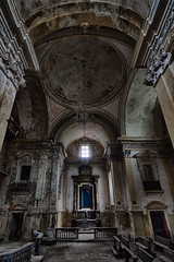 IMG_8892_HDR (Emanuele bai) Tags: abandoned church architecture dark chiesa architettura hdr urbex abandonedchurch eremo abbandono abbandonato decadimento chiesaabbandonata esplorazioneurbana dacaydecadente