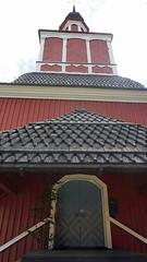 DSC09630a (SeppoU [Read 'About' for info!]) Tags: church june suomi finland midsummer snapshot tourist virrat kirkko juhannus turisti 2016 kesäkuu näpsy