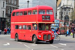 England 2016  London  Routemaster (Michiel2005) Tags: uk greatbritain england bus london unitedkingdom britain trafalgarsquare routemaster engeland londen vk grootbrittanni verenigdkoninkrijk rm2089