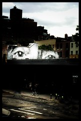 The Eye's Have it... (oxford_don1a) Tags: city nyc graffiti