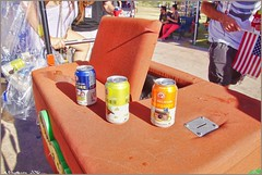 Beer Here (AJVaughn.com) Tags: park new arizona people beach beer colors bike bicycle sport alan brewing de james tour belgium bright cosplay outdoor fat parade bicycles vehicle athlete vaughn tempe 2014 custome ajvaughn