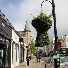 Notting Hill Road (lookaroundandsee) Tags: london nottinghill potobello shopping